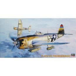 HA-09140 HASEGAWA 09140 1/48  P-47D-25 THUNDERBOLT