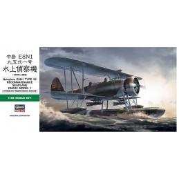 HA-19197 HASEGAWA 19197 1/48  E8N1 TYPE 95 DAVE MODEL 1