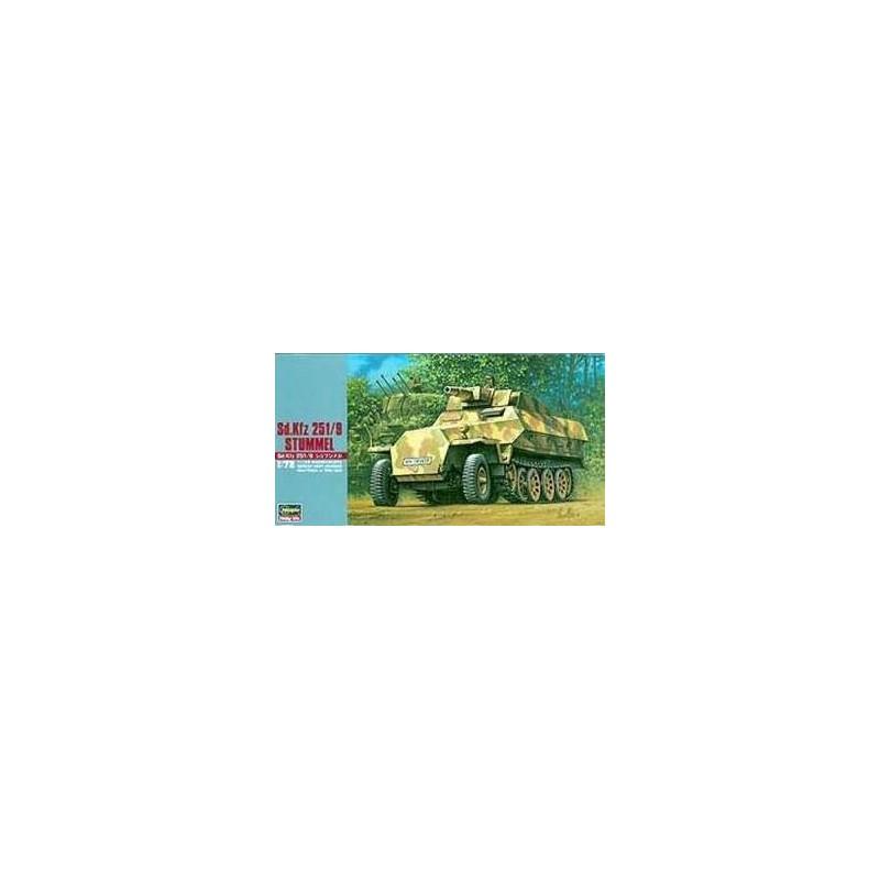 HA-31146 HASEGAWA 31146 1/72 Sd.Kfz 251/9 STUMMEL