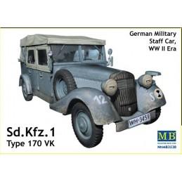 MB-3530 1/35 Sd. Kfz. 1...