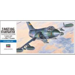 HASEWAGA 00447 1/72.F-104