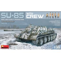 MINIART 35178 SU-85 MOD.