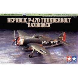 TAMIYA 60769 1/72 P-47D T