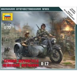 ZVEZDA 6142 1/72 GERMAN M