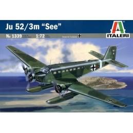 ITALERI 1339 1/72 JU 52/3