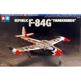 TAMIYA 60762 1/72 F-84G T