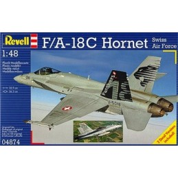 REVELL 04874 1/48 F/A-18C