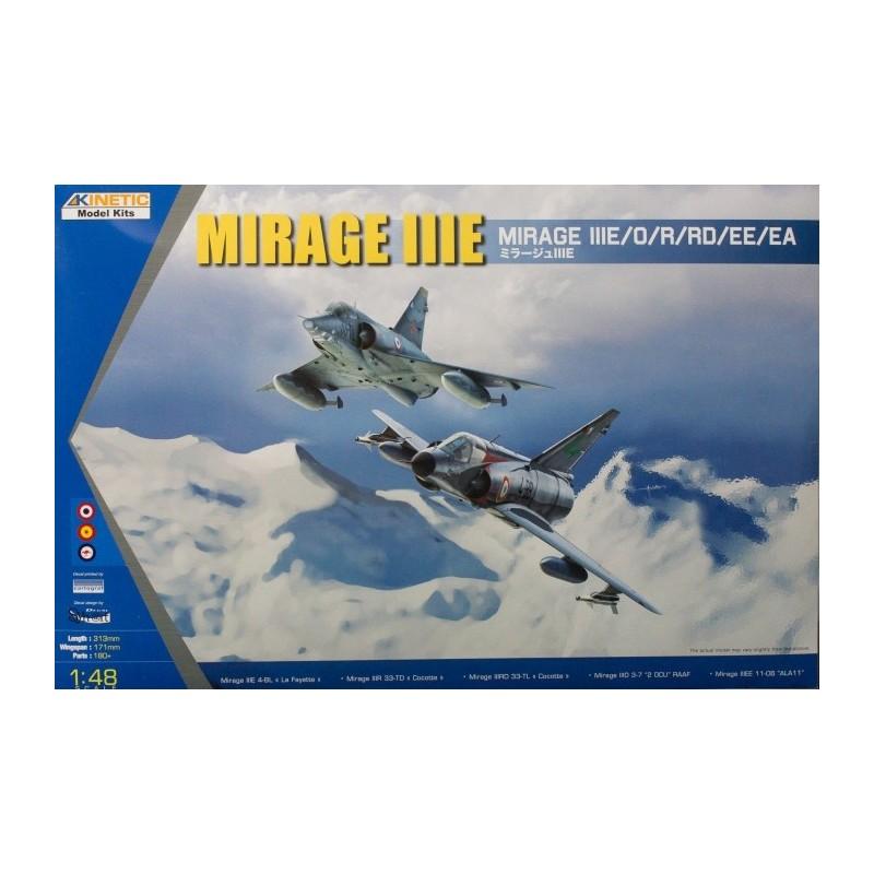 KINETIC 48050 1/48  MIRAG
