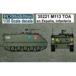 FC-35221 35221 M113 en...