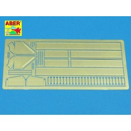 ABER 35A034 1/35 FENDERS
