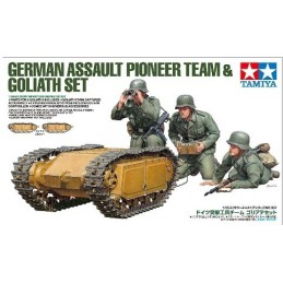 TAMIYA 35357 1/35 GERMAN