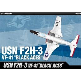 ACADEMY 12548 1/72 USN F2
