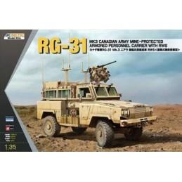 KINETIC 61010 1/35 RG-31