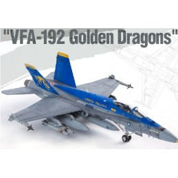 ACADEMY 12564 1/72 USN F/