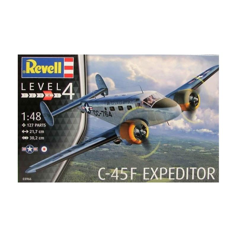 REVELL 03966 1/48 C-45F E