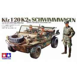 TAM-35003 tamiya 35003 1/35 Kfz. 1/20K2s Schwimmwagen