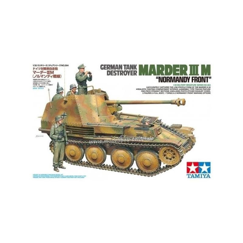 TAM-35364 Tamiya 35364 1/35 German Tank Destroyer Marder III M
