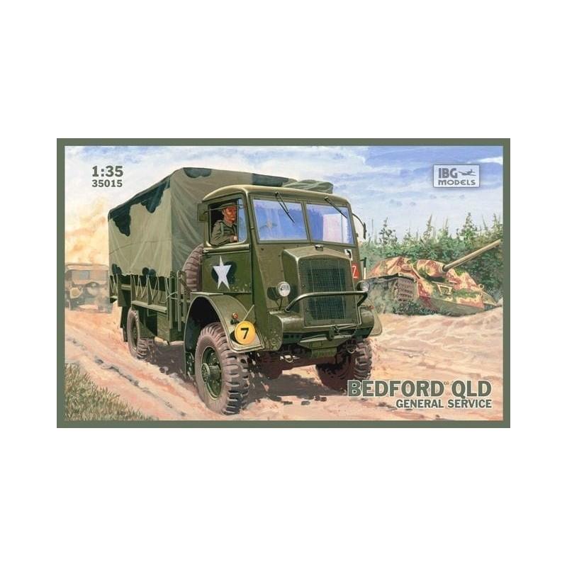 IBG 35015 1/35 BEDFORD QL