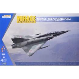 KINETIC 48054 1/48 MIRAGE