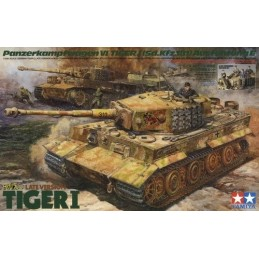 TAMIYA 25401 GERMAN TIGER