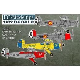 FC 32001 1/32 BÜCKER BÜ 1