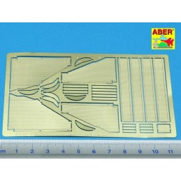 ABER 35A017 1/35 FENDERS