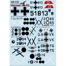 PRINTSCALE 72012 1/72 HEI