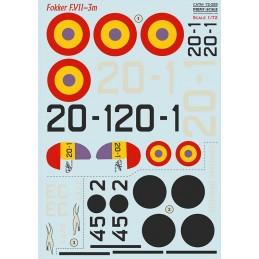 PRINTSCALE 72255 1/72 FOK