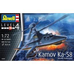 REVELL 03889 1/72 KAMOV K
