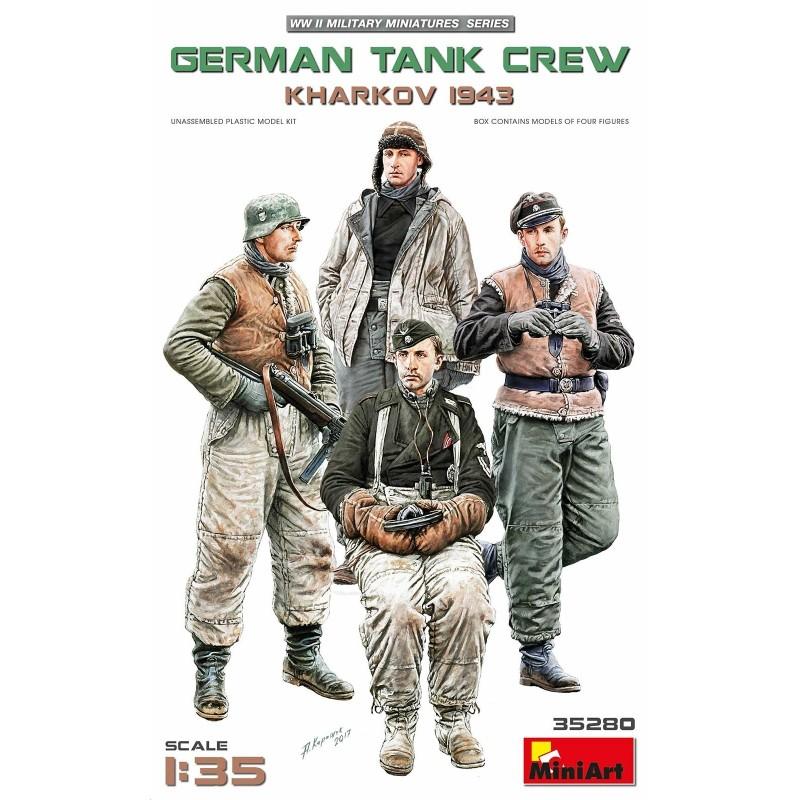 MINIART 35280 1/35 GERMAN