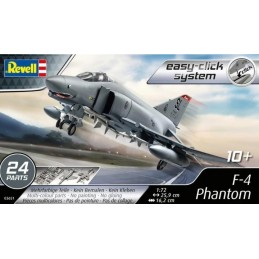 REVELL 03651 1/72 F-4E PH