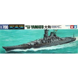 TAMIYA 31113 1/700 YAMATO