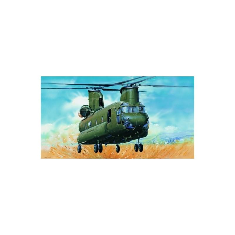 TRUMPETER 05105 1/35 CH-4