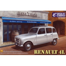 EBBRO 25002 1/24 RENAULT