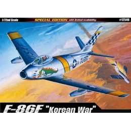 ACADEMY 12546 F-86F KOREA