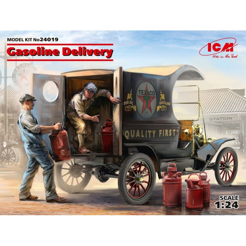 ICM 24019 1/24 GASOLINE
