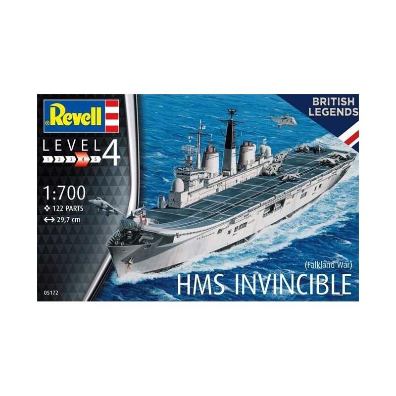 REVELL 05172 1/700 HMS IN