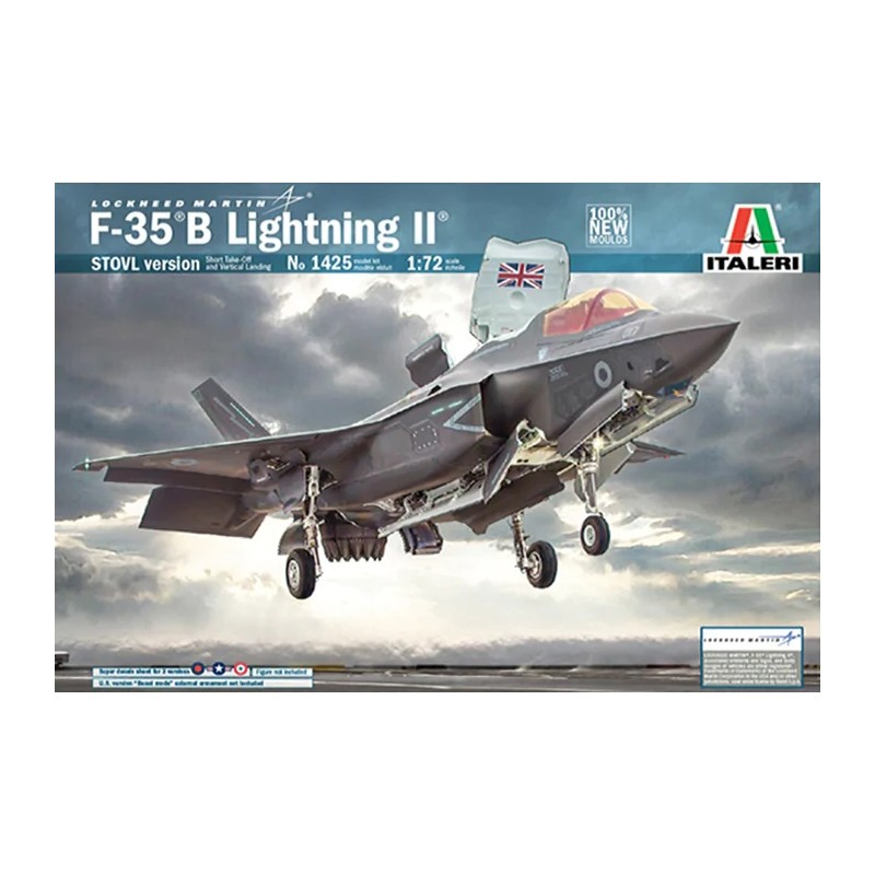 ITALERI 1425 1/72 F-35B L