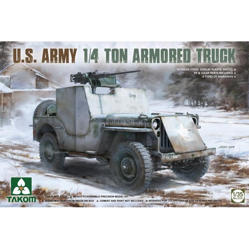 TAKOM 2131 1/35 U.S. ARMY