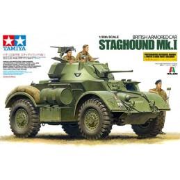 TAM-89770 Tamiya 89770 1/35 British Armored Staghound - Mk.1 Car