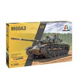 ITA-6582 Italeri 6582 1/35 M60 A3 Medium Battle Tank