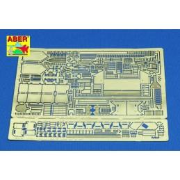 ABE-35044 ABER 35044 1/35 Sturmgeschutz IV - (early)