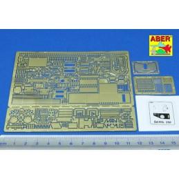 "ABE-35073 aber 35073 1/35 Sd.Kfz.250/1 ""Neu"""