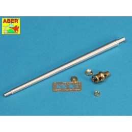 "ABE-35L-140 ABER 35L-140 1/35 German 88 mm Pak 43/1 L/71 Barrel for ""Elefant"""