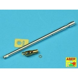 ABE-35L-202 ABER 35L-202 1/35 Soviet 76,2mm ZiS-3 barrel for SELF-PROPELLED GUN SU-76M