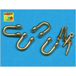 ABE-R-16 ABER R-16  1/35  Late model shackle for Pz.Kpfw.V Panther