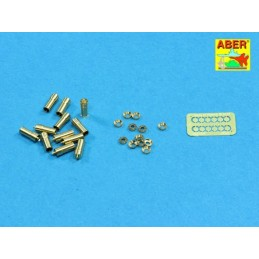 ABE-R-36 ABER R-36   1/35  Smoke Discharges for Russian Tanks like:T-64; T-72; T-80; T-90; BMP-3/3; 2S19 (12 pcs.)