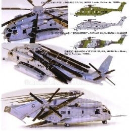 ACA-12209 ACADEMY 12209 1/48 CH-53E SUPER SEA STALLION MARINES  OOP