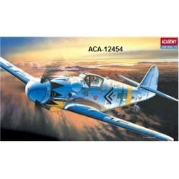 ACA-12454 ACADEMY 12454 1/72 MESSERSCHMITT BF-109G14