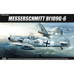 ACA-12467 ACADEMY 12467 1/72 MESSERSCHMITT BF-109G